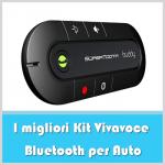 Cerchi i Migliori Kit Vivavoce Bluetooth per Auto? – Opinioni, Recensioni, Prezzi ([year])
