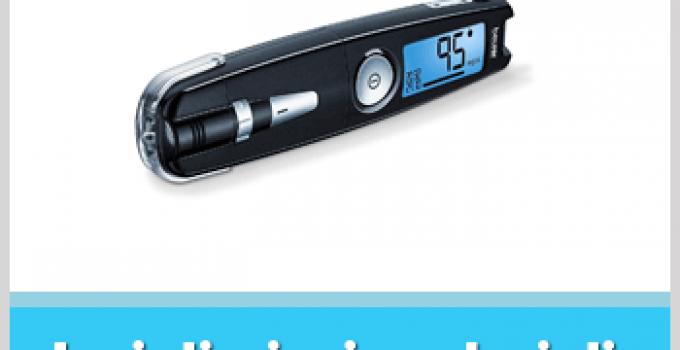 migliori misuratori di glicemia